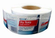 2012 best price vinyl sticker paper rolls