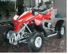 ATV for Kids with CE Paper 4Wheel King Quad ATV SX-E350ATV-A