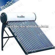 plastic solar water heater tank