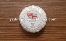 round pleated wrap/ flow pack disposable hotel soap 037