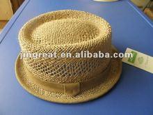 la parte superior de los hombres sombrero sombrero barato para la venta sombrero único