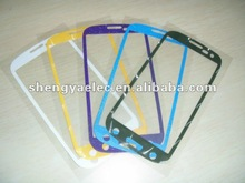 New arrival screen protection film for iphone4/4s front&back(color shining matte)