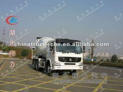 HOWO 9 cubic meters mack concrete mixer trucks