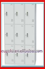 3 tier steel locker/changing room locker