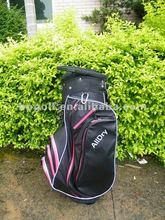 new golf cart bag with cooler pocket 2012
