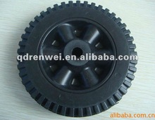 plastic wheel for BBQ grill