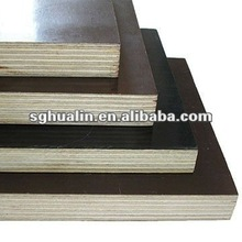 9mm Brown Film faced plywood sheet for concrete