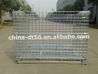2012 Hot Sale Foldable Steel Crate