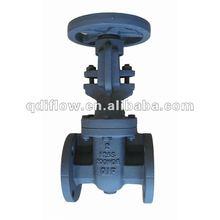 OS Y cast iron gate valve with bronze trim