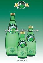 Perrier Regular, Lemon, Lime Glass 330ml