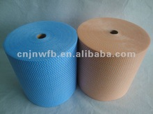 600 pieces nonwoven roll of dish cloth
