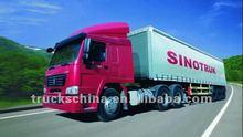 CNHTC SINOTRUK HOWO-7 series Model: ZZ4257V3241W420HP 6x4 heavy trailer head& tractor head truck