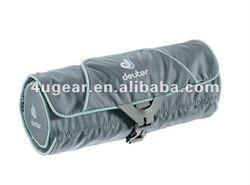 Promotion nylon business foldable wash bag