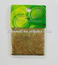 china factory nail beauty cometic manicure tool set glitter strip glitter paper