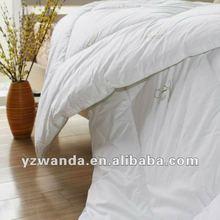 75% white duck down comforter