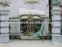 Elegant main gate designs for villas & gardens & farms