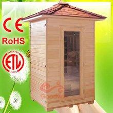 Outdoor Far Infrared Sauna House: GW-OD02