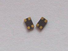 De cristal de cuarzo oscilador 3225 utilizado en la comunicación, televisión de alta definición, dvd, adsl, tv