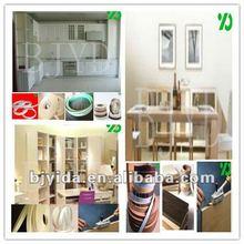 2mm plastic kitchens edge