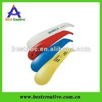 Non-Breakable Plastic Shoe Horns