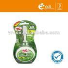 1.9OZ gel air freshener toilet for any perfume