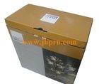 folding corrugated paper box