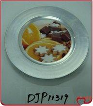 2012 new round lovely fruit DJP11319 dinner plate
