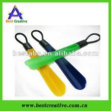 Colorful Plastic Shoe Horns