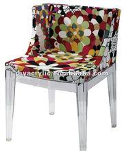 new design acrylic bar stool clear