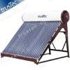 hite pipe non-pressusred solar hot water heater