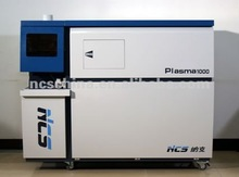 Plasma 1000 Inductive Coupling plasma-Atomic Emission Spectrometer (ICP-AES)