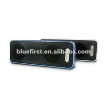 2012 New portable bluetooth speaker with bluetooth FM radio