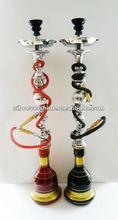 hot sell red and black hookahs shisha