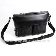 Genuine Leather Shoulder Bag Casual Fashion Leather Handbag for Men