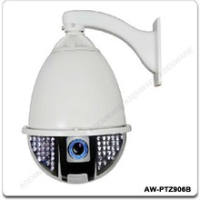 Promotion! AW-PTZ906B Cheap Waterproof 9 inch IR Night Vision Constant Mini Speed Dome Outdoor PTZ Camera