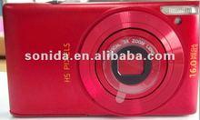 2012 The New Camera Ultra-slim model camera digital camera