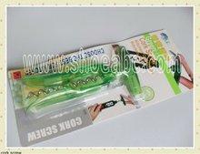 plastic opener for wine