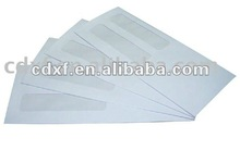 China white paper business Envelope(envelope factory) with window EN-83