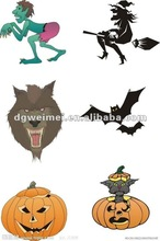 Halloween Pumpkin Design Tattoo Stickers