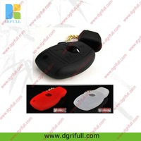 smart silicon car key covers