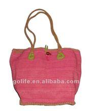 2012 high quality 100% jute fabric bag sofa fabric