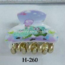 hair claw ponytail kids plastic hair clip claw clasps cheap hair clips