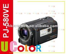 Genuine Sony HDR-PJ580VE Handycam Flash Camcorder FULL HD 32GB