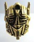 Hot! Transformers ring optimus prime autobots men's rings fashion movie ring DH-FR8014