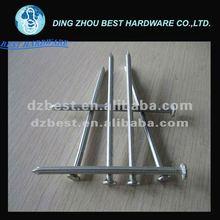 最高品質のステンレス鋼コンクリート釘のためのサイズ壁bric工場