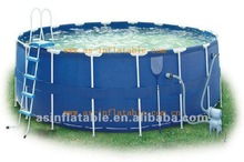 professional design above ground swimming pool product