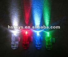 LED flashing finger ring
