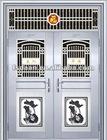 Strong steel security door NEW for 2012 interior&exterior suitable