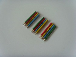 4 color pencil pack/mini colored pencil