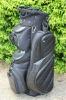 more order for two side cooler pocket pu+nylon golf bag